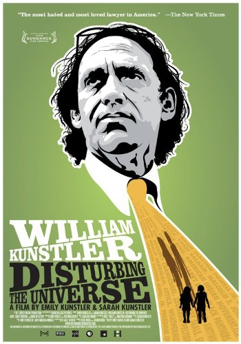 William Kunstler: Disturbing The Universe [WS]