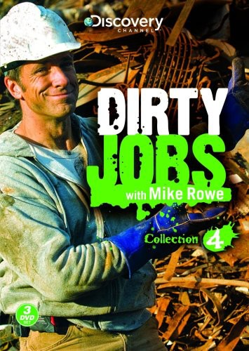 Dirty Jobs Collection 4