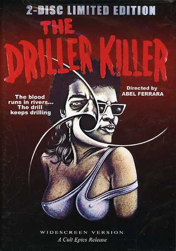 The Driller Killer & Early Short Films of Abel Ferrara