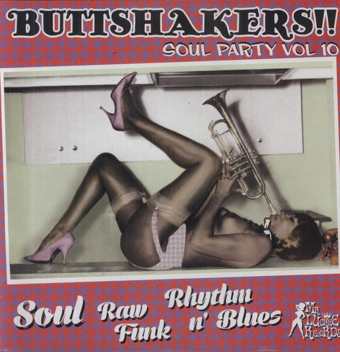 Buttshakers Soul 10 /  Various [Import]