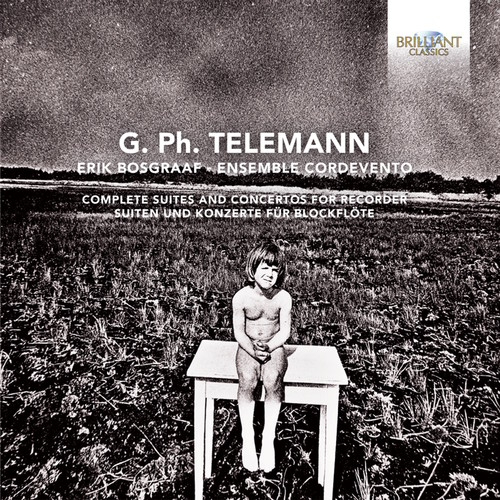 Telemann: Complete Suites & Concertos For Recorder