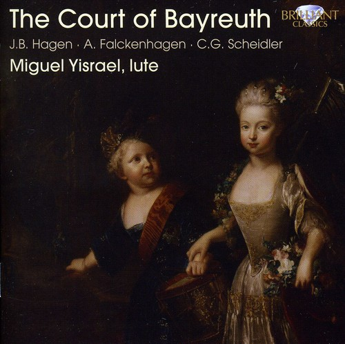 Court of Bayreuth: Lute Music
