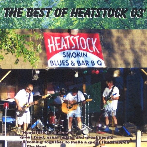 Best of Heatstock 03 /  Various
