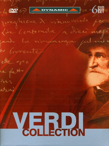 Verdi Collection /  Various