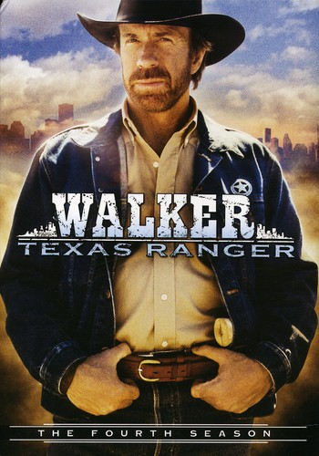 Walker Texas Ranger: The Complete Fourth Season