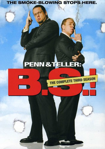 Penn & Teller BS: The Complete Third Season