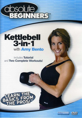 Absolute Beginners: Kettlebell 3-In-1 with Amy Ben