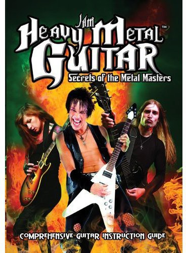 Jam Heavy Metal Guitar: Secrets of Metal Masters