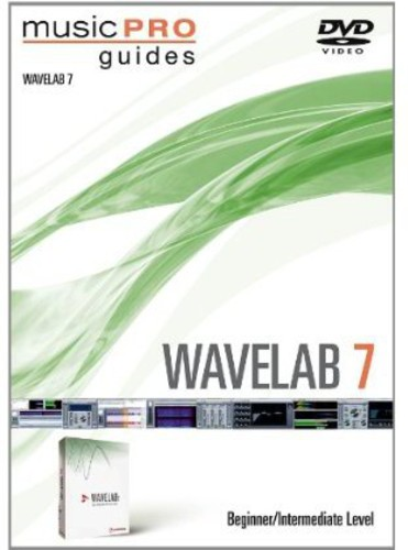 Musicpro Guides: Wavelab 7 Beginner Intermediate Level