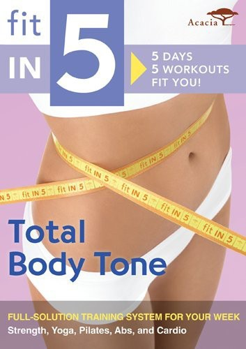 Fit in 5: Total Body Tone