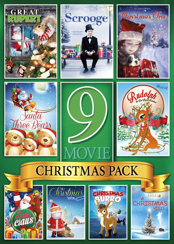 9-Movie Christmas Pack