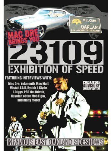 23109: Exhibition of Speed