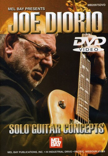 Joe Diorio: Solo Guitar Concepts