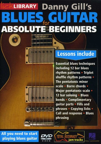 Blues Guitar for Absolute Beginners