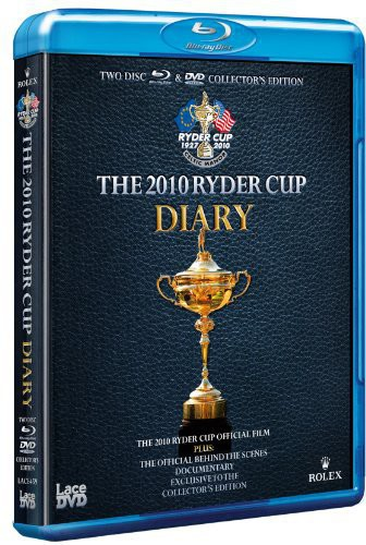 2010 Ryder Cup Diaries [Import]