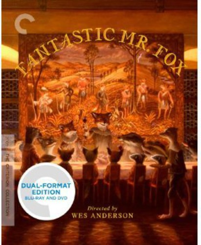 Fantastic Mr Fox (Criterion Collection)