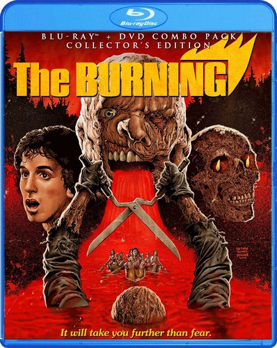 The Burning (Collector's Edition) (Collector's Edition)