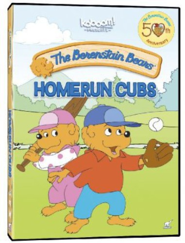 The Berenstain Bears: Home Run Cubs