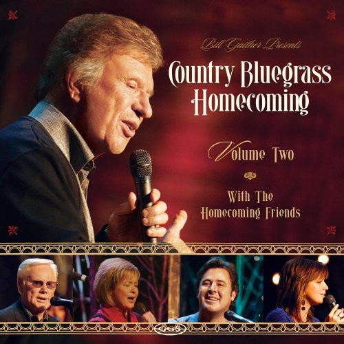 Country Bluegrass Homecoming, Vol. 2 [Amaray Case]