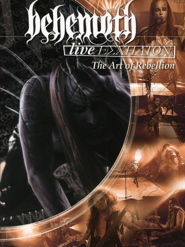 Behemoth: Live Eschaton: Art of Rebellion (Limited Edition)