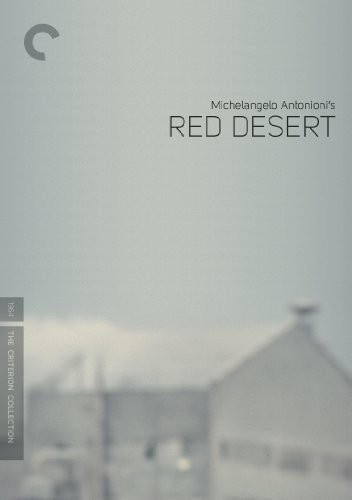 Criterion Collection: Red Desert [Subtitled] [Widescreen]