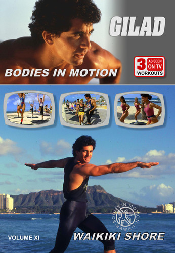 Gilad: Bodies in Motion - Waikiki Shore