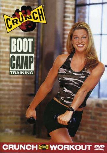 Crunch: Boot Camp Training [Exercise]