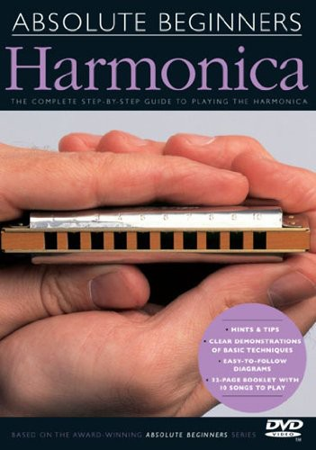 Absolute Beginners: Absolute Beginners Harmonica