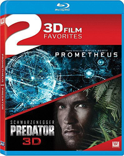 Prometheus /  Predator Double Feature