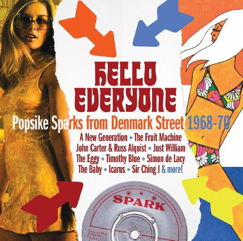 Hello Everyone: Popsike Sparks From Denmark Street [Import]
