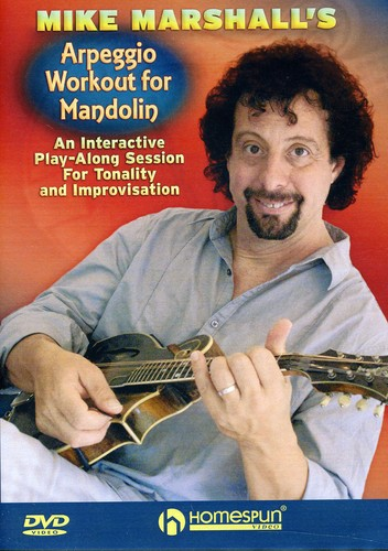 Arpeggio Workout for Mandolin