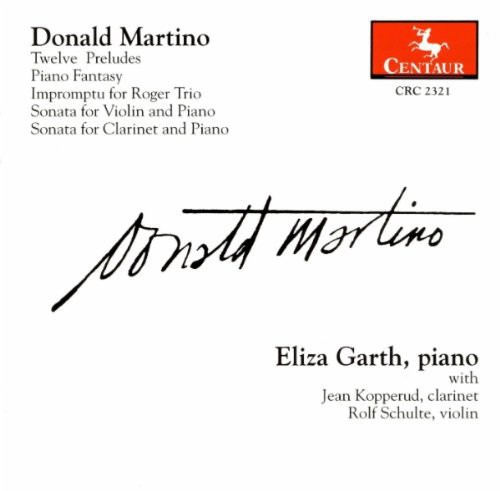 Solo Piano & Chamber Works