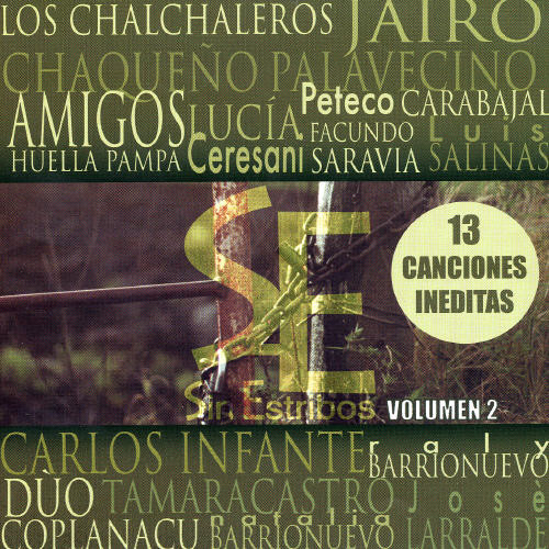 Sin Estribos, Vol. 2 [Import]