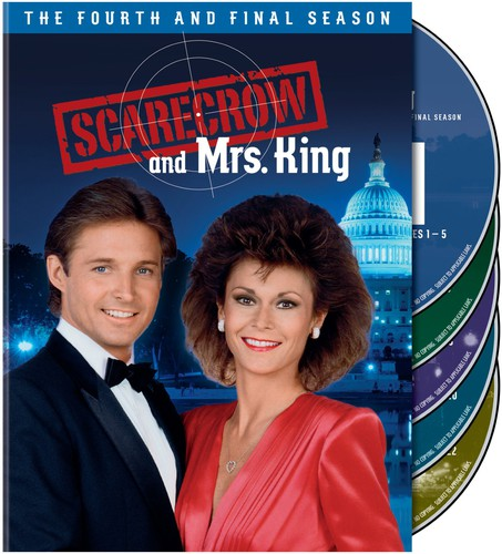 Scarecrow and Mrs. King: The Complete Fourth Season