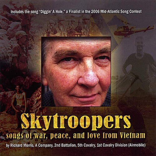 Skytroopers-Songs of War Peace & Love from Vietnam