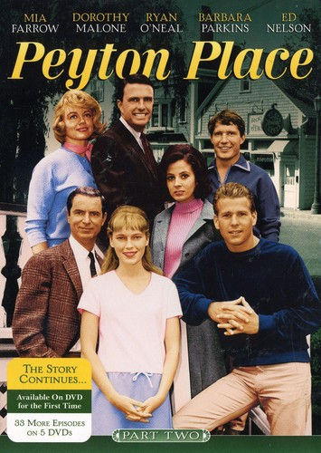 Peyton Place: Part Two [Full Frame] [5 Discs]