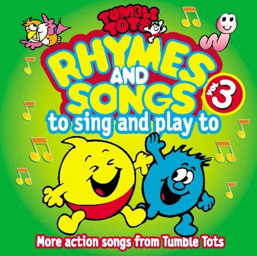 Rhymes and Songs, Vol. 3