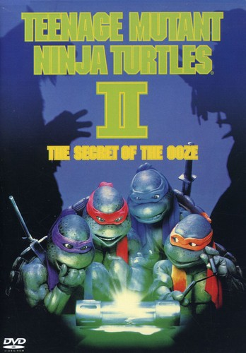 Teenage Mutant Ninja Turtles 2: Secret of