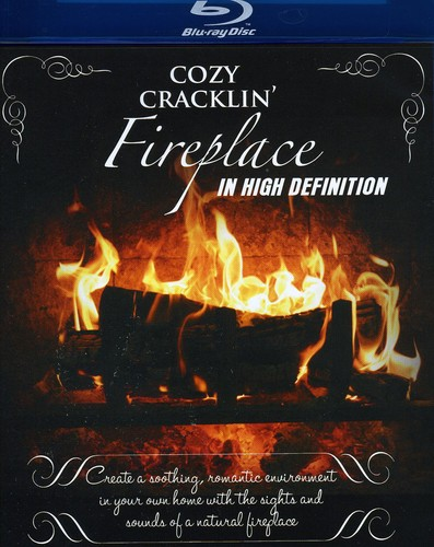 Cozy Cracklin Fireplace