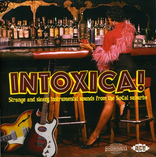 Intoxica: Strange & Sleazy Instrumental /  Various [Import]