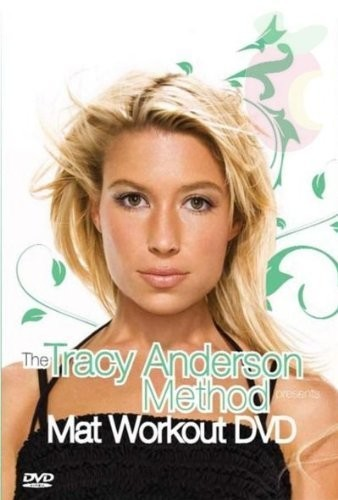 Tracy Anderson Method Deluxe Fitness And Workout Mat