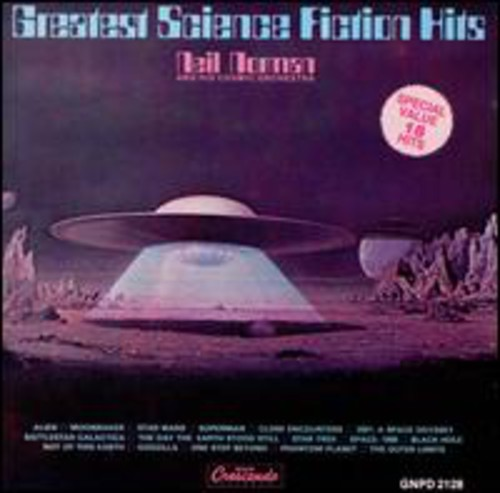 Greatest Sci Fi Soundtrack Hits 1