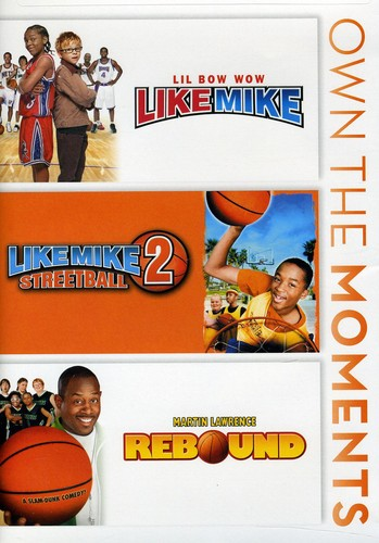 Like Mike/ Like Mike 2/ Rebound [Triple Feature]
