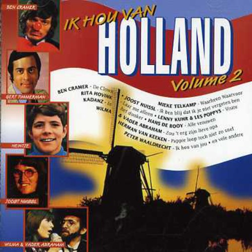 Ik Hou Van Holland Vol 2 /  Various [Import]