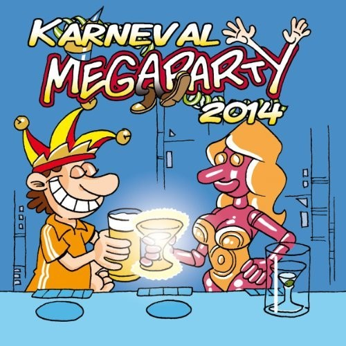Karneval Megaparty 2014 /  Various