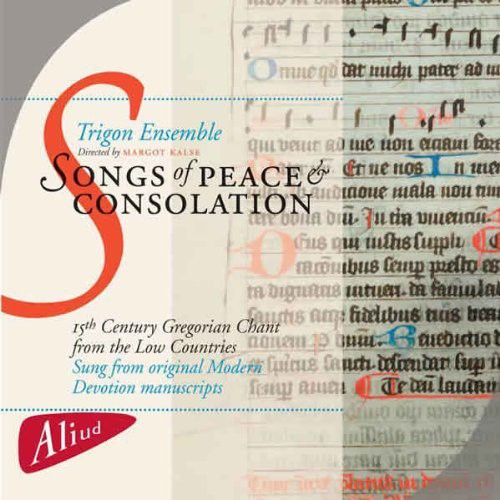 Songs of Peace & Consolation