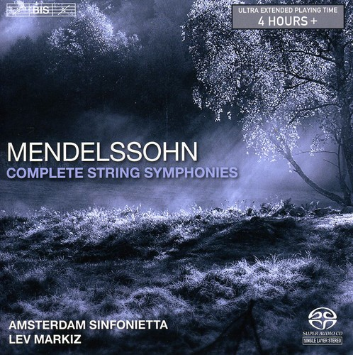 Complete String Symphonies