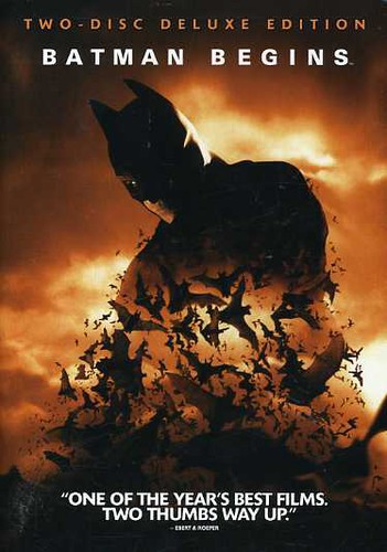 Batman Begins [Widescreen] [2 Discs] [Special Edition] [Double AmarayCase]