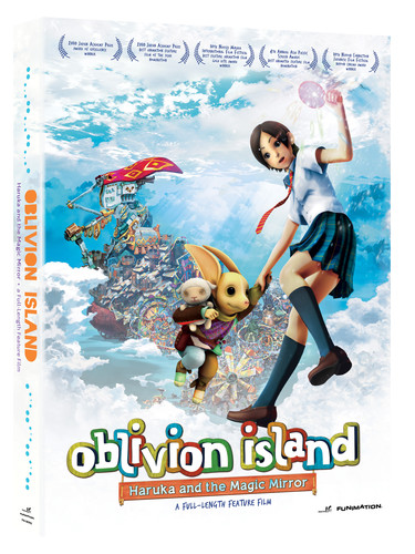 Oblivion Island: Haruka & the Magic Mirror