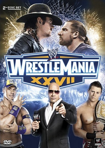WWE: Wrestlemania 27 [Full Frame]